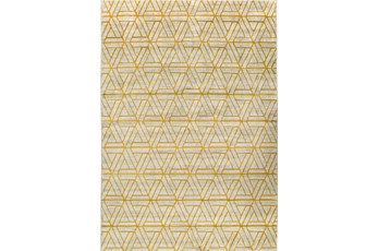 62X90 Rug-Tres Gold