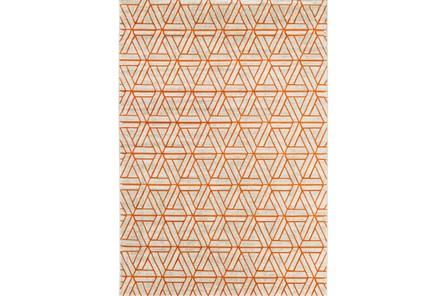 26X36 Rug-Tres Orange