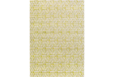 90X126 Rug-Tres Lime