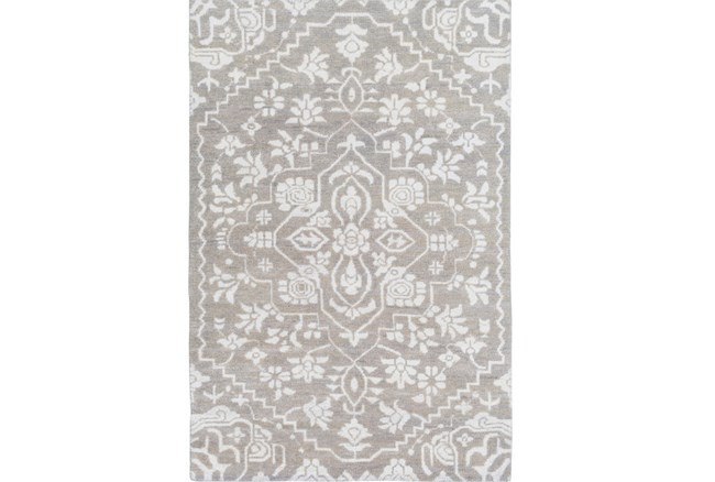 24X36 Rug-Jataka Light Grey - 360
