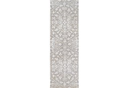 30X96 Rug-Jataka Light Grey