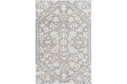 6'x9' Rug-Jataka Light Grey