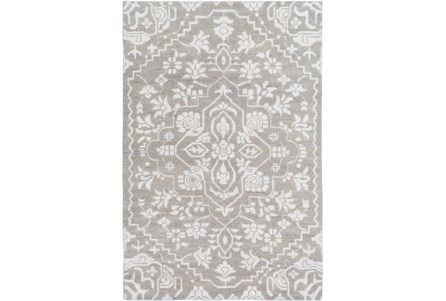 72X108 Rug-Jataka Light Grey