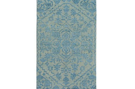 120X168 Rug-Jataka Blue