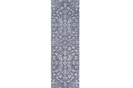 30X96 Rug-Jataka Grey