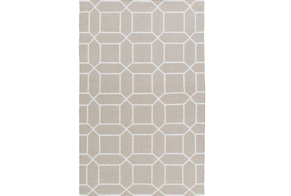 24X36 Rug-Whitaker Light Grey