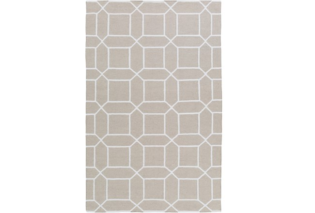 24X36 Rug-Whitaker Light Grey - 360