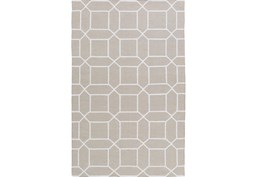 60X96 Rug-Whitaker Light Grey