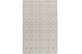 96X132 Rug-Whitaker Light Grey