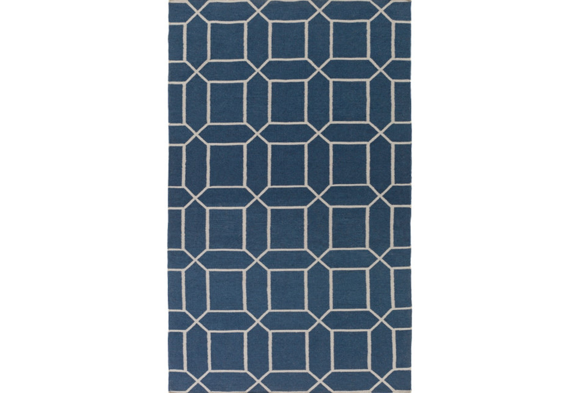 108x156 Rug Whitaker Navy Living Spaces