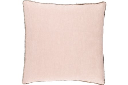 Accent Pillow-Malia Cream 20X20