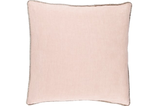 Accent Pillow-Malia Cream 20X20 - 360