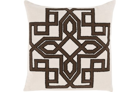 Accent Pillow-Nelson Black 22X22 - Main