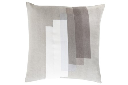 Accent Pillow-Grey Reflections 20X20 - Main