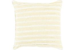 Accent Pillow-Azalea Cream 20X20