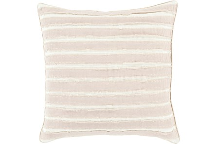 Accent Pillow-Azalea Taupe 20X20