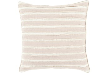 Accent Pillow-Azalea Taupe 22X22