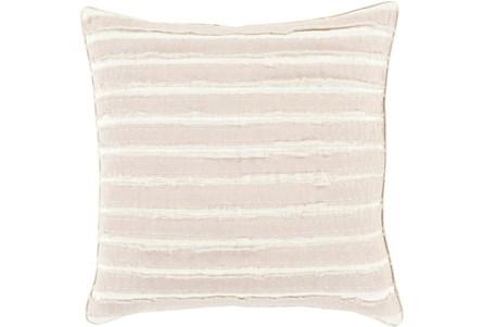 Accent Pillow-Azalea Taupe 22X22 - Main