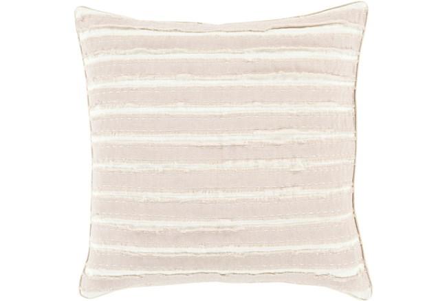 Accent Pillow-Azalea Taupe 22X22 - 360