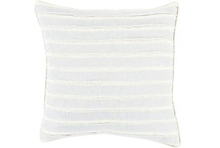Accent Pillow-Azalea Blue 20X20