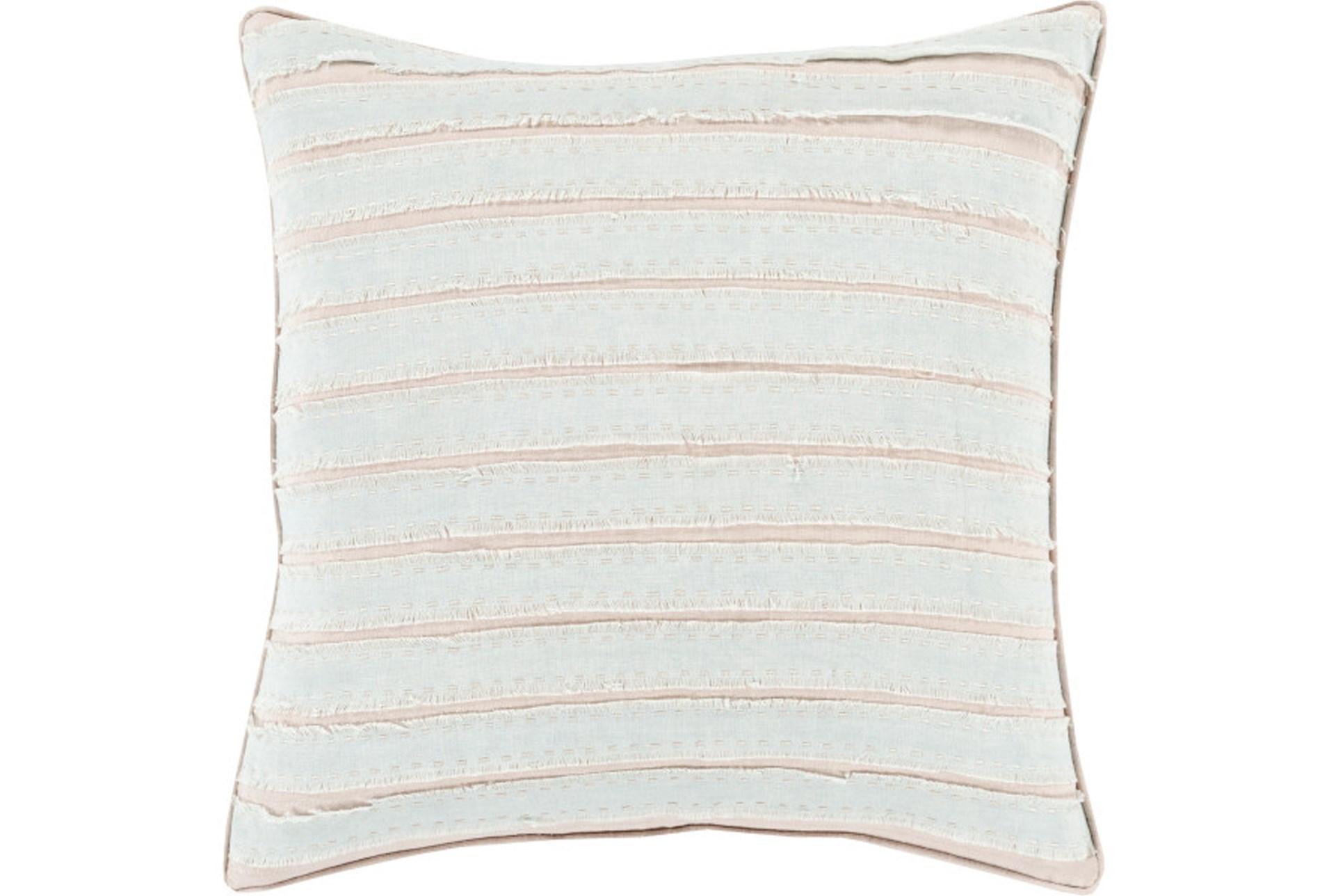 Decorative Pillows Living Spaces : Accent Pillow-Azalea Linen 18X18 Living Spaces