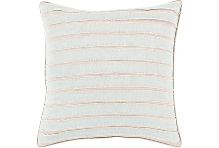 Accent Pillow-Azalea Linen 22X22