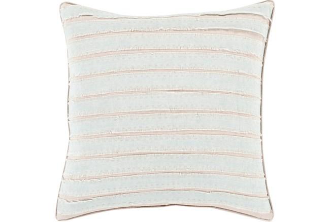 Accent Pillow-Azalea Linen 22X22 - 360