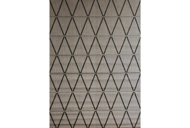 63X90 Outdoor Rug-Asher Taupe - 360