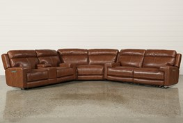 Waylon 3 Piece Power Reclining Sectional