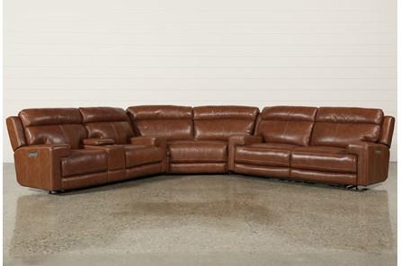 Waylon 3 Piece Power Reclining Sectional - Main