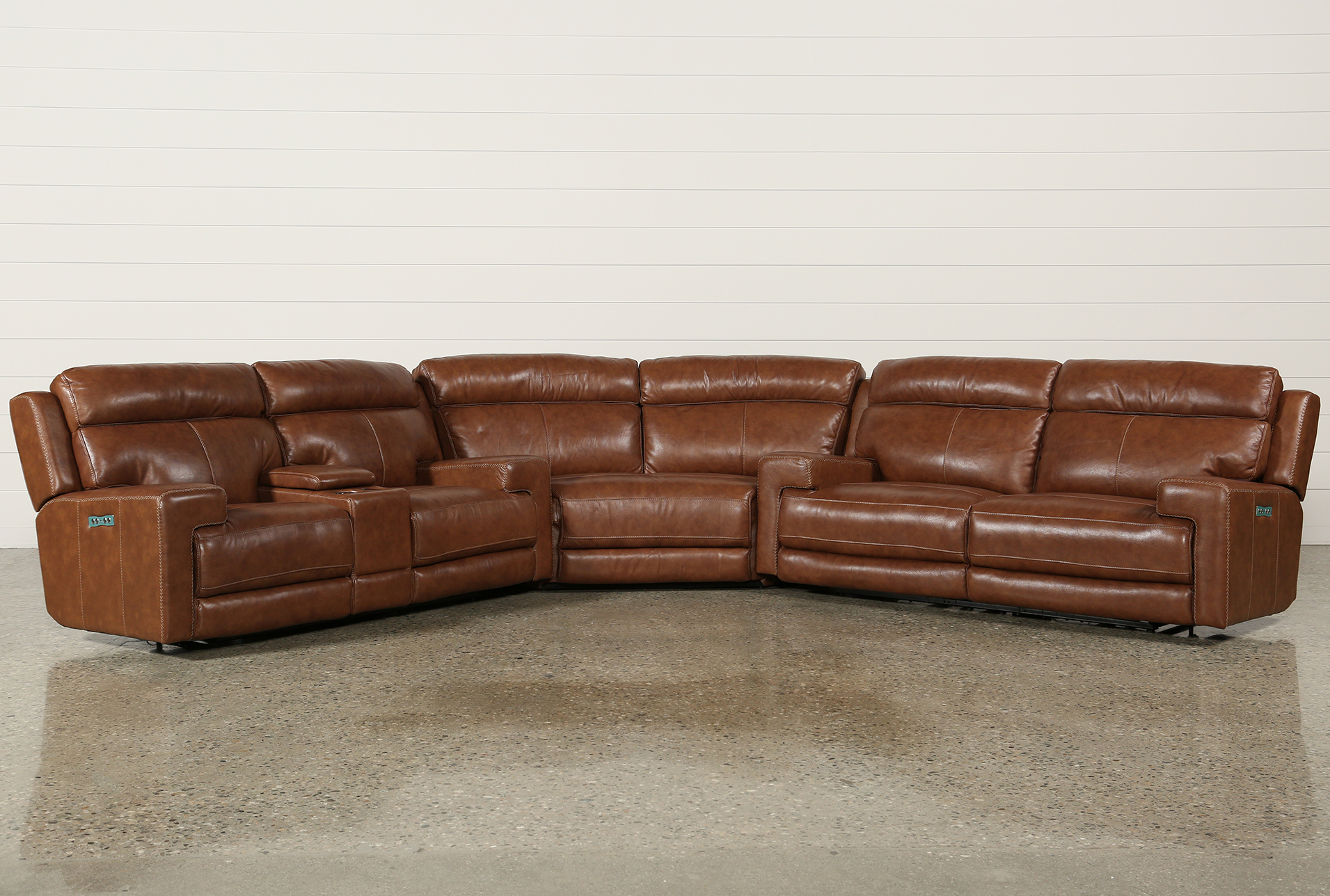 Waylon 3 Piece Power Reclining Sectional (Qty: 1) Has Been Successfully  Added To Your Cart.