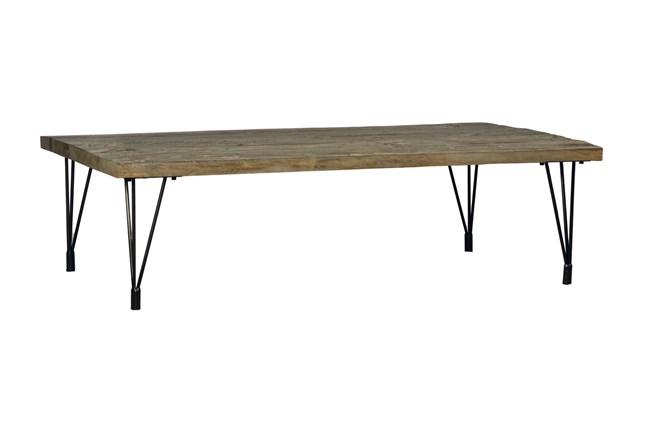 Grey Tone Coffee Table - 360