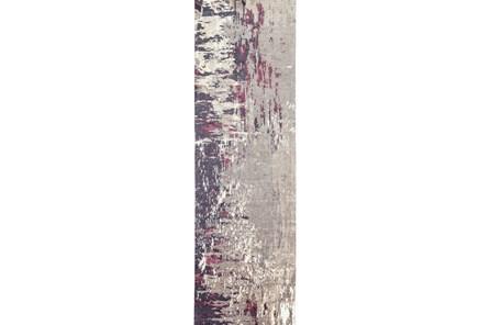 30X96 Rug-Caramella Grey