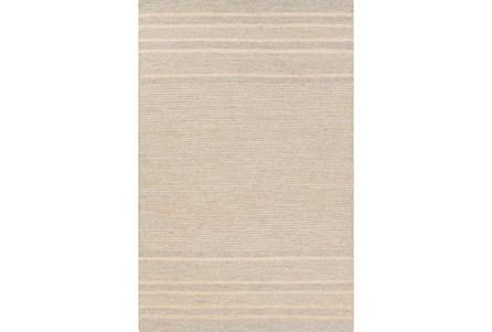 24X36 Rug-Nia Jute Stripe Cream