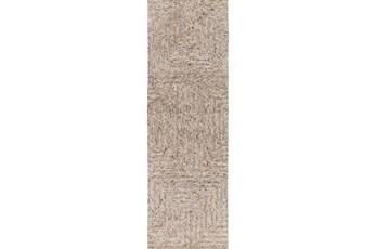 30X96 Rug-Sokol Taupe