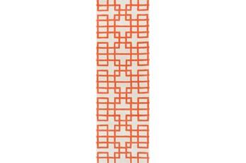 30X96 Rug-Anova Orange