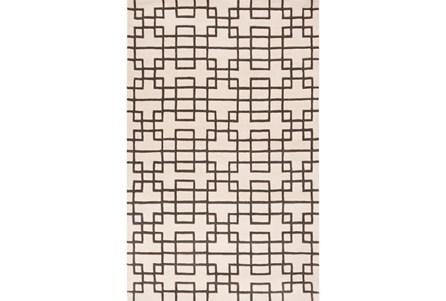 60X96 Rug-Anova Beige/Grey