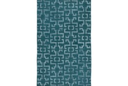 108X156 Rug-Laberinto Teal