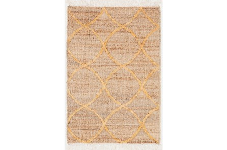 48X72 Rug-Jessica Sunflower - Main
