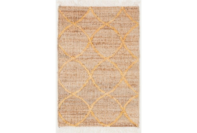 96X120 Rug-Jessica Sunflower - 360