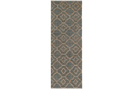 30X96 Rug-Clave Moss