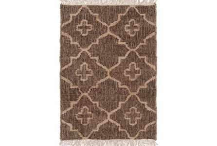 48X72 Rug-Clave Chocolate