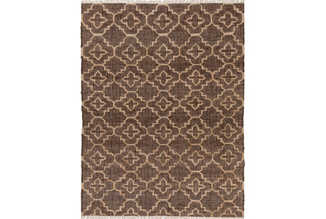 60X90 Rug-Clave Chocolate - 360