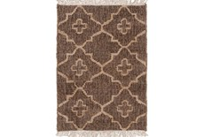 72X108 Rug-Clave Chocolate
