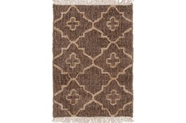 96X120 Rug-Clave Chocolate