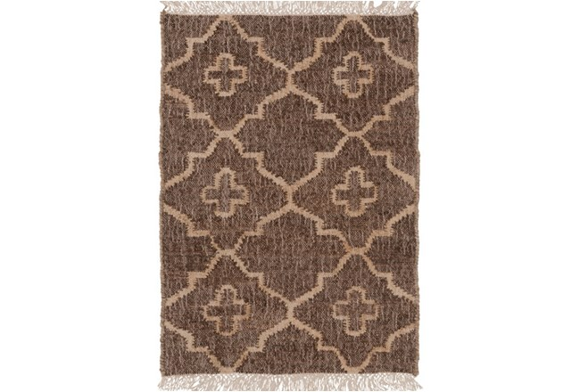 108X156 Rug-Clave Chocolate - 360