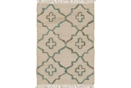 48X72 Rug-Clave Ivory/Moss