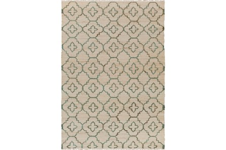 60X90 Rug-Clave Ivory/Moss