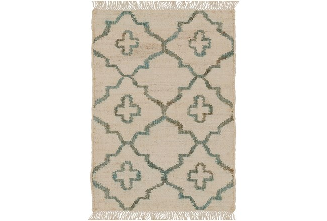108X156 Rug-Clave Ivory/Moss - 360