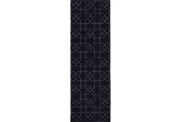 30X96 Rug-Petalo Charcoal